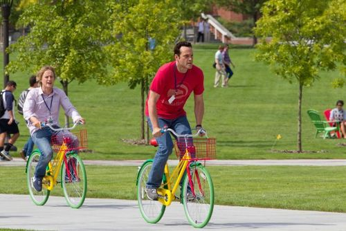 Internship google bike