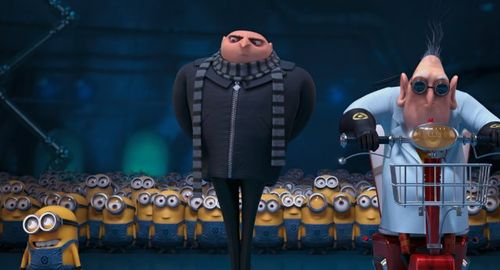 Despicable me 2 second