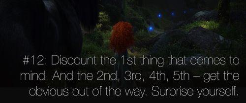 12 rule pixar